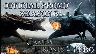 Игра Престолов 8 сезон Трейлер промо Game of Thrones Official Promo Season 8 (#HBO)