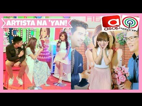Tagalog Vlog: ASAP Chillout Guesting sa ABS-CBN!! (BaiLona, Enrique Gil + MORE!)