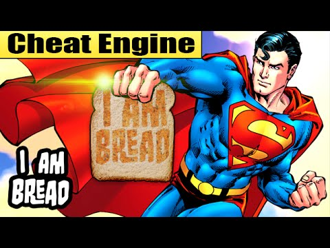 How to Hack I AM BREAD with Cheat Engine - YouTube