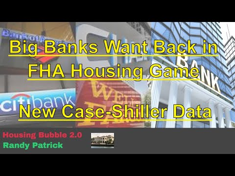 housing-bubble-2.0---big-banks-want-back-in-the-housing-game---case-shiller-data-release