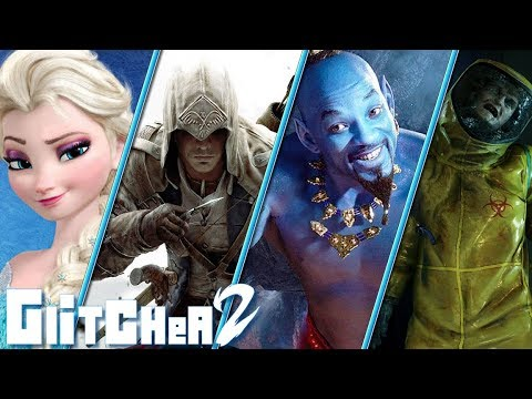Will Smith Pitufo, Assassin's Creed 3 Remastered y MÁS | Glitchea2 thumbnail