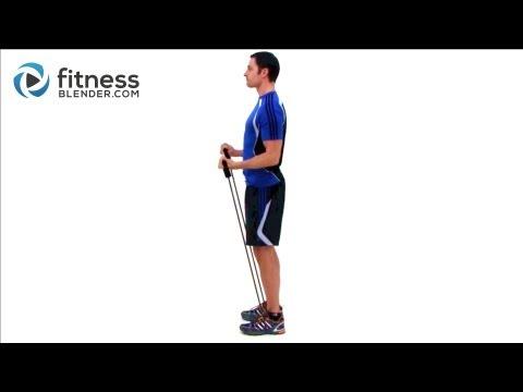 Bicep Tricep Super Set Workout