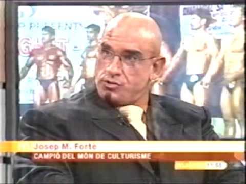 ELS MATINS TV3 El culturisme a debat Convidat Josep Mª Forte xvid