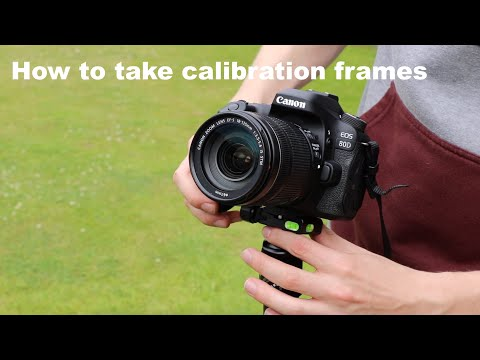 Everything you need to know about calibration frames (dark, bias and flats)! | Astrophotography