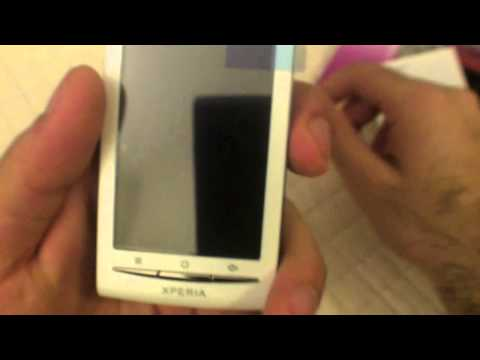 New Sony Ericsson Xperia X8 Unboxing- iGyaan.in