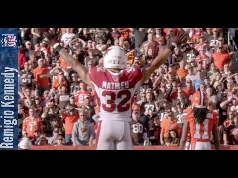 Tyrann Mathieu || Arizona Cardinals || Career Highlights 2011 - 2015