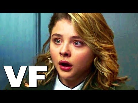 GRETA Bande Annonce VF (2019) Chloë Grace Moretz, Isabelle Huppert