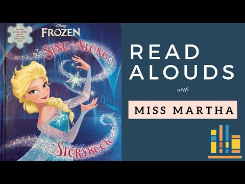 Frozen - Read Alouds with Miss Martha Mp3