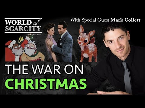 Mark Collett On The War On Christmas | WoS #4