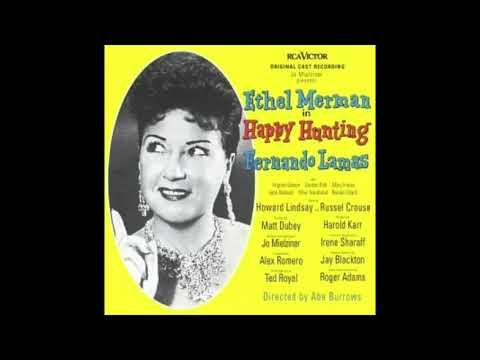 Happy Hunting 1956 Cast