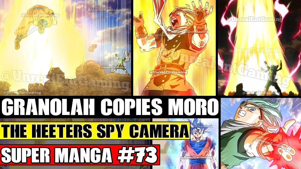 Download GRANOLAH COPIES MORO! Vegeta Discovers The Truth! Dragon Ball Super Manga Chapter 73 Summary