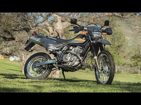 2016 Suzuki DR650S First Ride