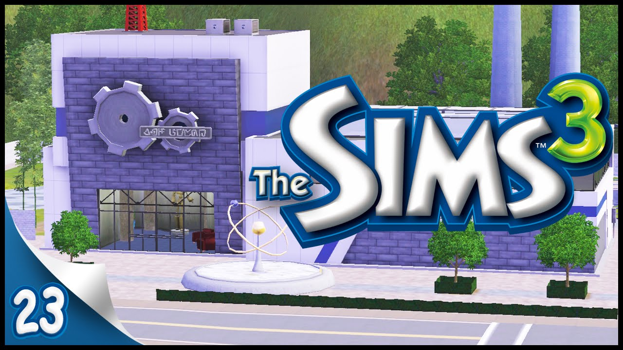 The sims 3 ep23 case the joint youtube for Case the sims 3 arredate