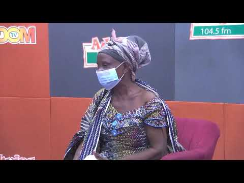 Man accuses ex-wife: She has taken over the house - Obra on Adom TV (27-4-21)