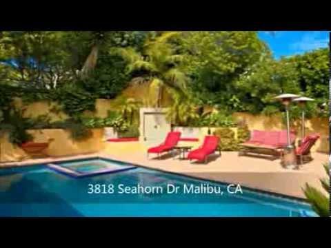 Malibu Beach ocean view homes for sale | 3818 Seahorn Dr 90265 | Regina Vannicola