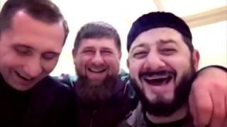 Рамзан Кадыров и Михаилом Галустян с Дмитрием Грачёвым, ответили экспертам НАТО юмор