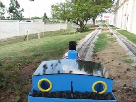 Best of Thomas the Tank steam outline engine racing with Live Diesel Switcher