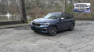 BMW X3 M40i, a crossover that moves the segment.