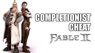 Completionist Achievement Cheat - Fable 2