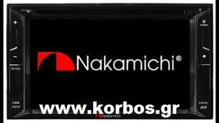 Mercedes Vito-Nakamichi NA1610S Multimedia with Reverse Camera-Rear View Camera www.korbos.gr