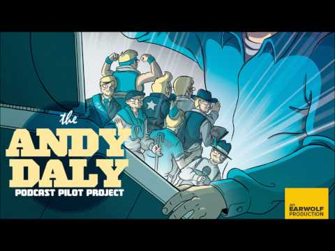 The Andy Daly Podcast Pilot Project - Werner Herzog Talks Grizzly Man