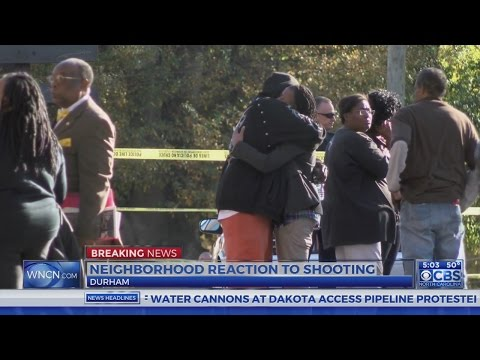 Man shot, killed during struggle with Durham police officers