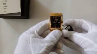 Orient Bnqaa001bj часы мужские механические видео обзор