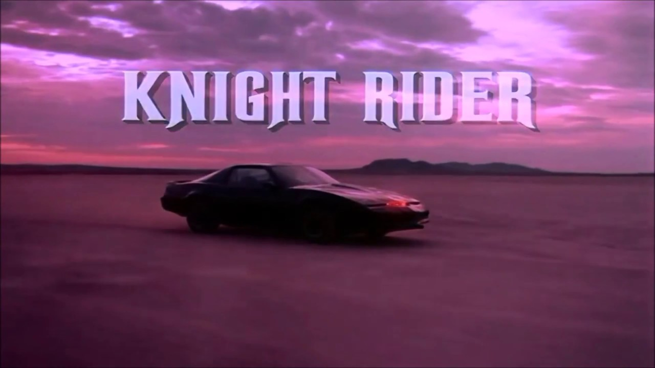 Knight Rider S 4 Ep Knight Song - video dailymotion