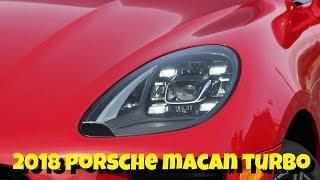 """2018 Porsche Macan Turbo """"It's not a real Porsche!"""""""
