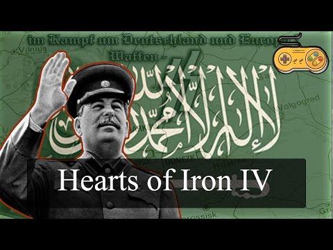 Hearts of Iron IV Saudi Arabia (14) سقوط ستالينغراد