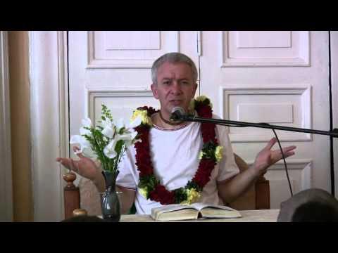 Бхагавад Гита 8.23 - Чайтанья Чандра Чаран прабху