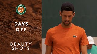 Beauty Shots #10 - Days Off | Roland-Garros 2019