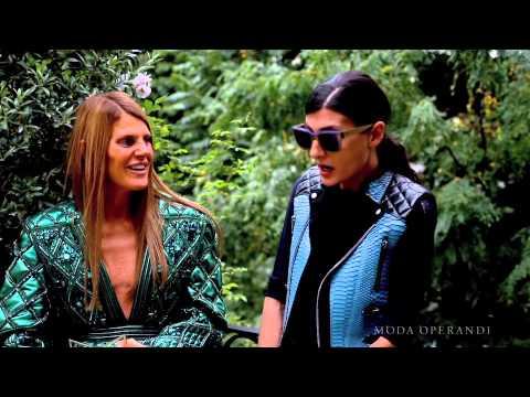 Anna Della Russo and Giovanna Battaglia Discuss The One That Got Away