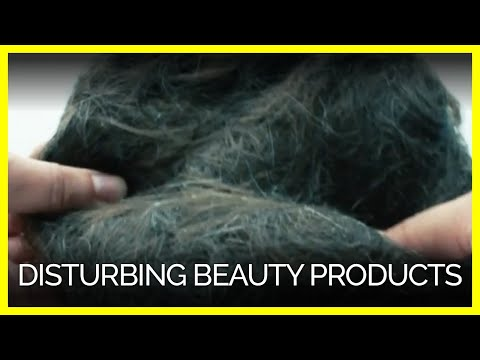 5 Disturbing Things About Beauty Products