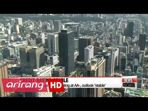 Fitch maintains Korea's credit rating at AA-
