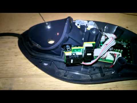 Logitech - Trackman Marble Mouse - Repair