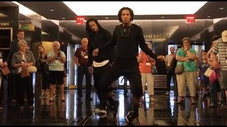 New Les Twins - Freestyle on Street Style Germany ( FULL PART ) - Best Dance The Of The World