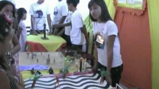 8ª Feira de Ciências da Escola Girassol - Remanso Bahia Brasil