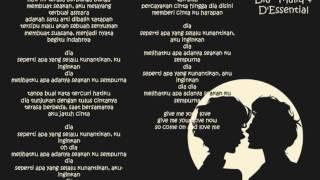 Maliq & D'Essentials - Dia (Lirik)