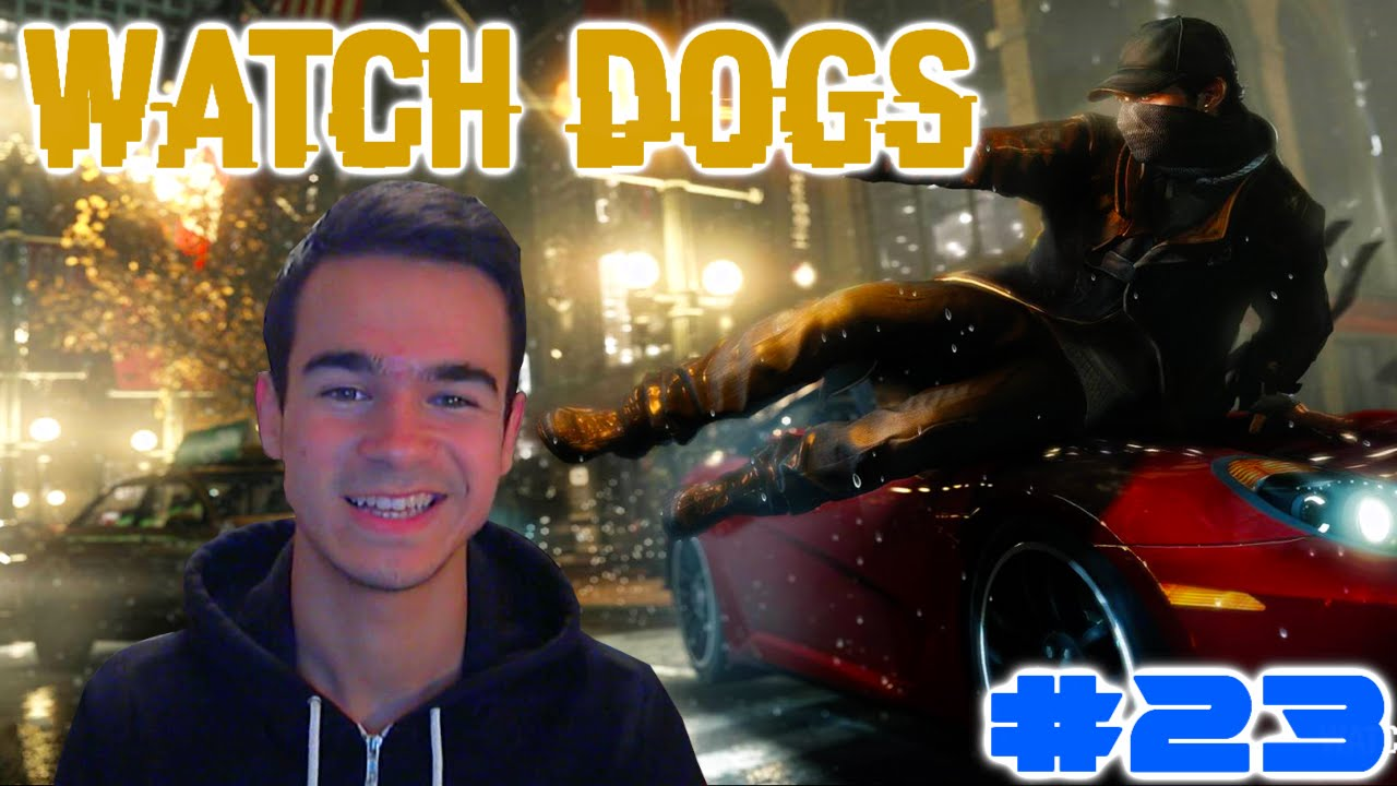 watch dogs lets play 23 facecam die letzte mission german hd youtube. Black Bedroom Furniture Sets. Home Design Ideas