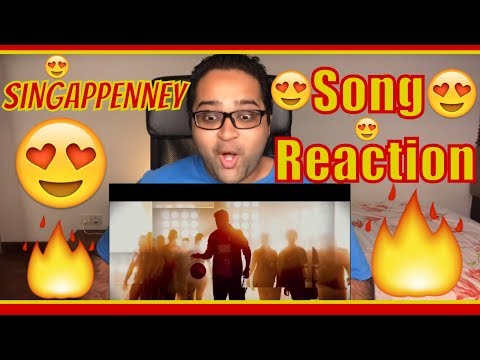 singappenney-song-reaction-|-bigil-|-thalapathy-vijay-|-a-r-rahman-|-atlee-|-dj-ali🔥💪🏻🔥