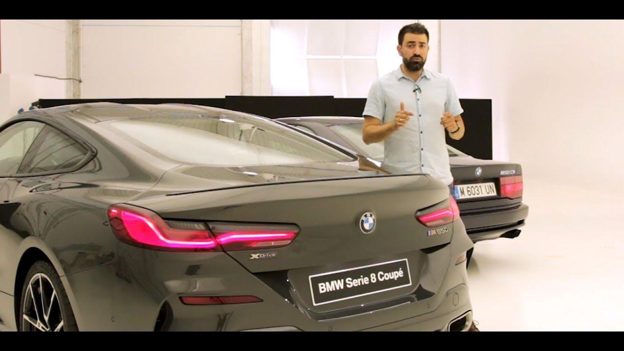 Conoce al detalle el nuevo BMW serie 8 | CAR AND DRIVER FÓRMULA 1
