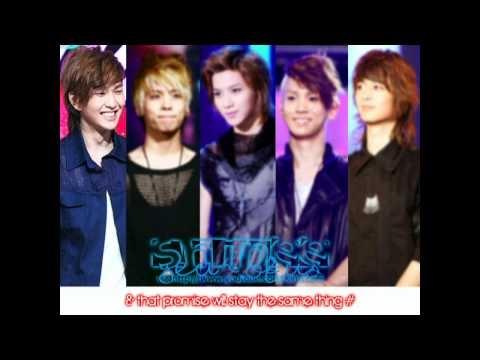 SHINee - Y.O.U (ENG SUB)