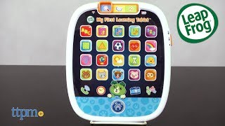My First Learning Tablet from LeapFrog