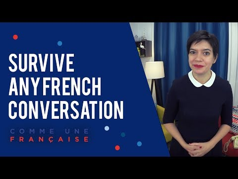 Basic French Words for Everyday Conversation