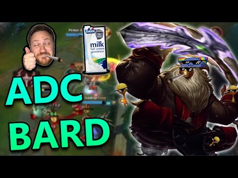 ADC BARD MOST RELAXING ADC - League of Legends Commentary