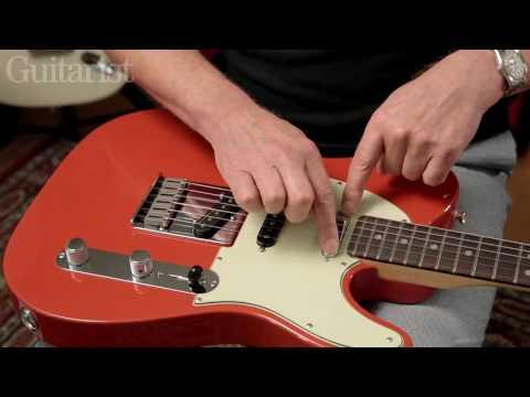 Fender Deluxe Roadhouse Strat & Nashville Tele Demo