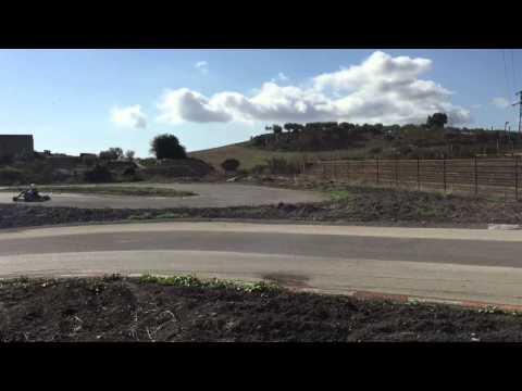 Kartodromo Elio de Angelis (campobello di licata).