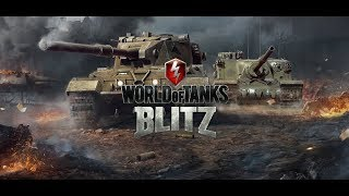 ☆ World of Tanks Blitz. Фармим кредиты!!!
