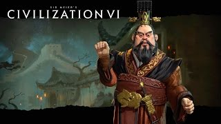 Civlization VI - Official First Look: China